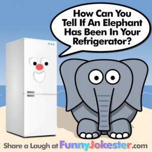 Elephant jokes - photo#42