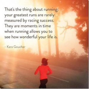 This is one of my all-time favourite running quotes, from one of my ...