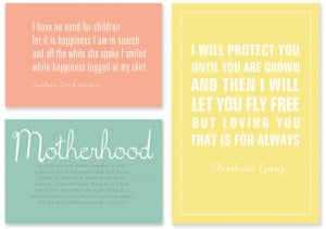 FREE Mothers Day Printables From Cards to Quotes
