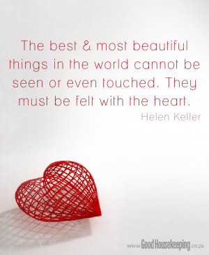 Heart Quotes...
