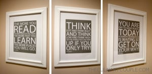 Free Printable Quotes to Frame