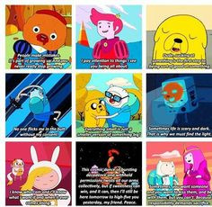 Adventure Time Quotes About Life