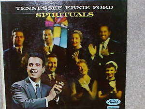 Tennessee Ernie Ford Spirituals Part 3 1956 EP VG