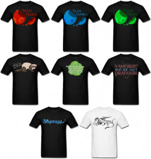 ... 30th: Free shipping on all Shur'tugal/Inheritance cycle merchandise