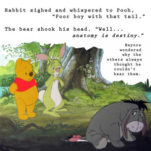 Showing Gallery For Eeyore Quotes Depression