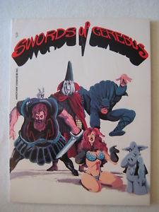 SWORDS OF CEREBUS vol 3 Dave Sim Aardvark Vanaheim