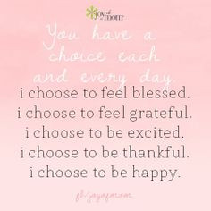 Happy And Blessed Quotes I am truly blessed!