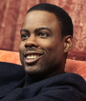 Actor and comedian Chris Rock poses in New York.