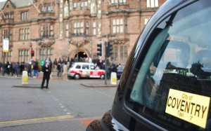 COVENTRY'S taxi drivers are to be trained to spot the signs of ...