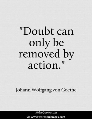 Quotes by goethe