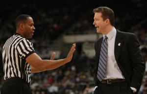 Chris Mooney Basketball