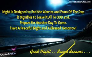 christian good night telugu images December 2014