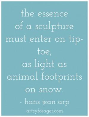 quotes #sculpture #art