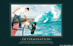 Excellent Wordings for Determination