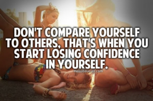 Fitness & Exercise gives you confidence!