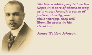 James Weldon Johnson Creation Poem | James Weldon Johnson Quotes