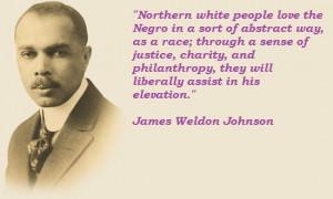 James Weldon Johnson Creation Poem | James Weldon Johnson Quotes