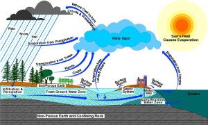 texas water resources education the water cycle the water cycle