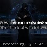 movie, star wars, quotes, sayings, fool, follow, famous quote movie ...