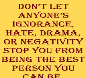 Dealing With Ignorant People Quotes Ignorant People Quotes