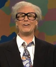 Will Ferrell as Harry Caray calling the Bartman play