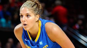 Brittney Griner Selected #1 in 2013 WNBA Draft