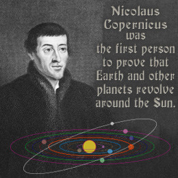 Accomplishments of Nicolaus Copernicus