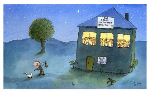 michael leunig will be in conversation with michael williams at the ...