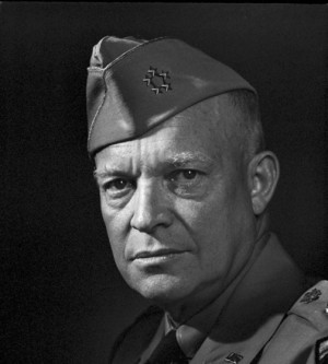 President Dwight Eisenhower, April 1953 after the death of Joseph ...
