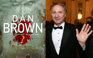 Inferno the fourth book in Dan Brown's Robert Langdon series of ...