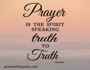 Prayer Quotes on Pictures and Images