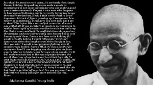 Quotes From Gandhi 1 images above is part of the best pictures in http ...