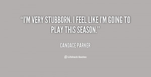 Stubborn Quotes Preview quote