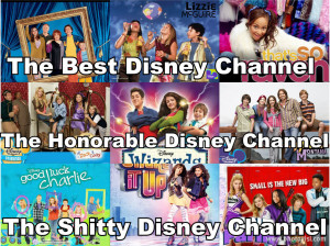 Disney Channel Old