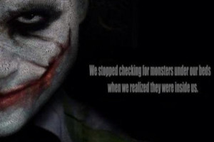The Joker Quotes Batman 1989