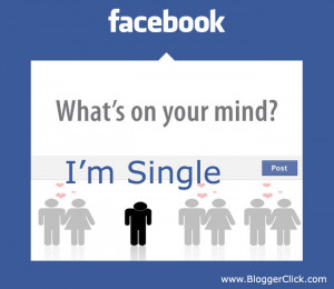 Being Single Facebook Status Quotes About Picture