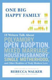 One Big Happy Family: 18 Writers Talk About Polyamory, Open Adoption ...