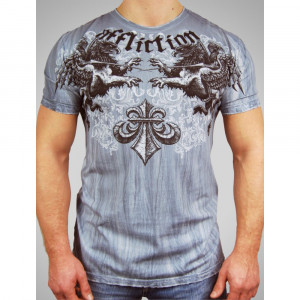 Mens › T-Shirts › Affliction › Affliction Mens Andrei Arlovski T