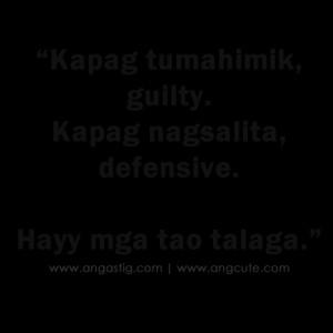tao talga patama guilty quotes incoming search terms patama sa mga ...