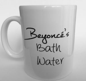 ... water mug cup girl beyonce coffee twitter quote on it hipster wishlist