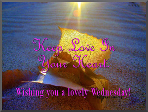 Wednesday Picture Quotes And Sayings