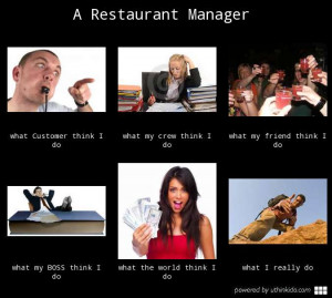 how to become a good restaurant manager
