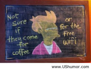 At my local coffee shop US Humor - Funny pictures, Quotes, Pics, Ph...