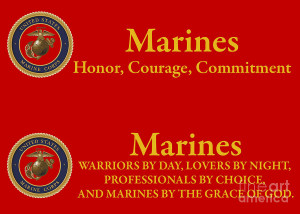 Marine Sayings 7 Photograph