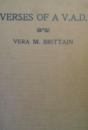 collection of poems by Vera Brittain