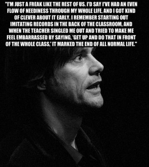 Jim carrey, quotes, sayings, about yourself, life, actor