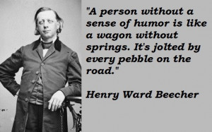 Henry ward beecher quotes and sayings