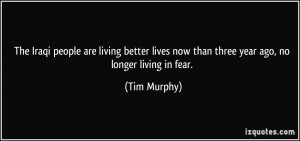 More Tim Murphy Quotes