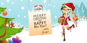 merry christmas sister merry christmas brother
