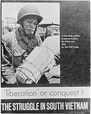 ... people questioning the reasoning behind the Vietnam War.(pingnews.com